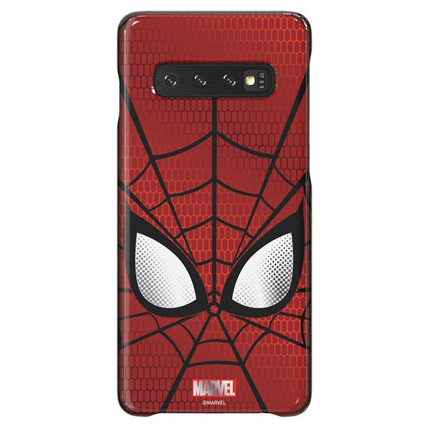 Чехол Samsung Spider-Man для Galaxy S10, Red