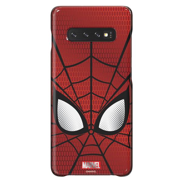 Чехол Samsung Spider-Man для Galaxy S10+, Red