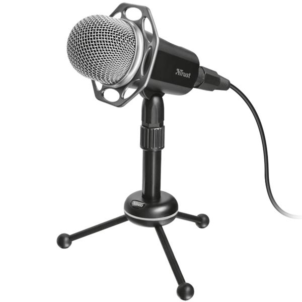 Микрофон для компьютера Trust RADI USB (21752)