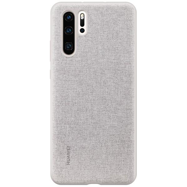 Чехол Huawei — PU Case для Huawei P30Pro, Elegant Grey