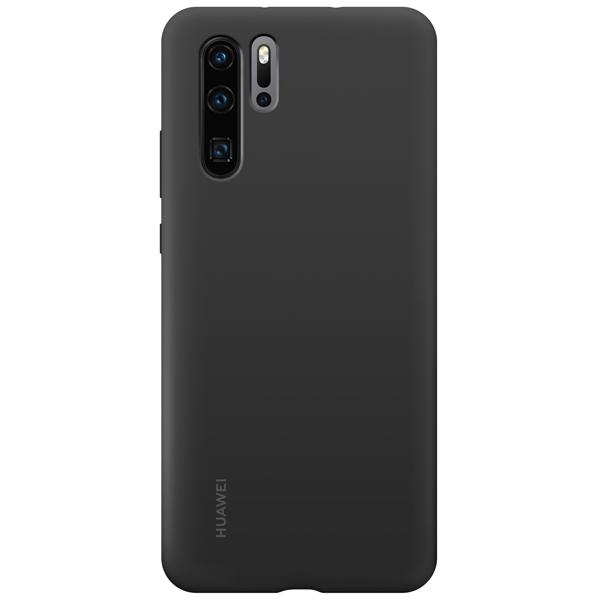 Чехол Huawei — Silicon Case для Huawei P30Pro, Black