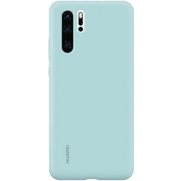 Чехол Huawei — Silicon Case для Huawei P30Pro, Light Blue