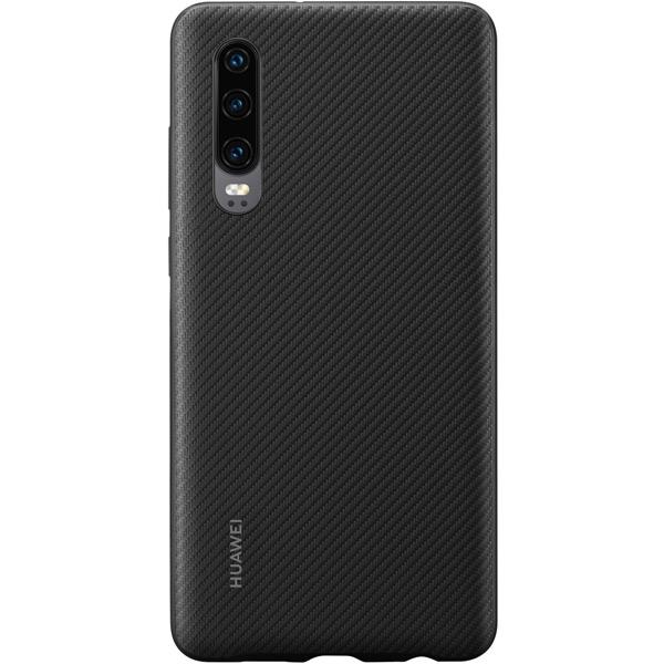 Чехол Huawei — PU Case для Huawei P30, Black