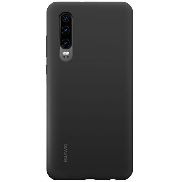 Чехол для сотового телефона Huawei Silicon Car Case для Huawei P30, Black