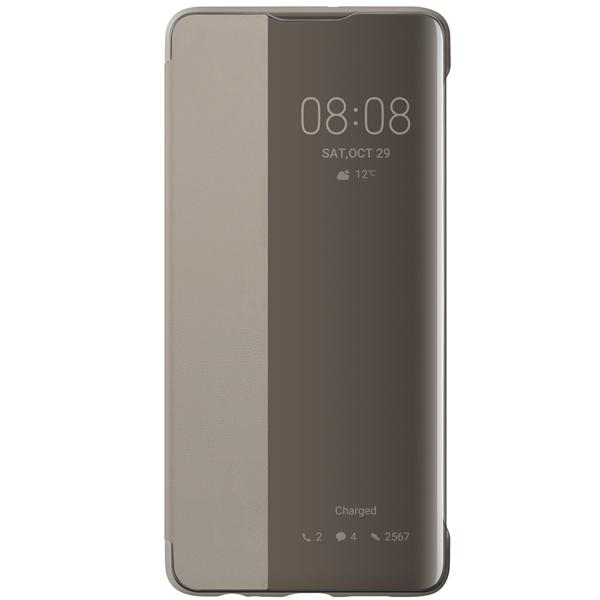 Чехол Huawei SmartView Flip Cover для P30, Khaki хаки
