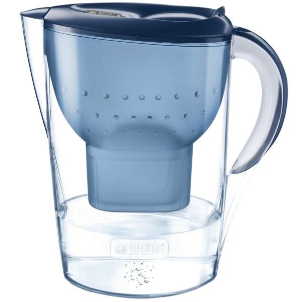 Фильтр для очистки воды Brita Marella XL MEMO MX+ Blue