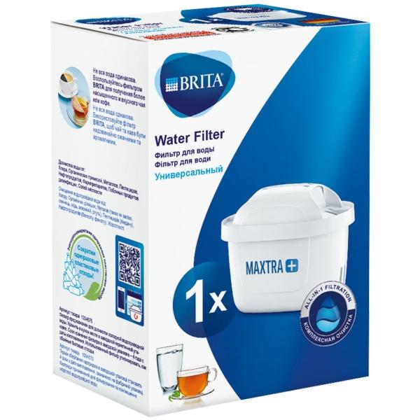 Картридж к фильтру для очистки воды Brita MAXTRA+ Универсальный 1шт.