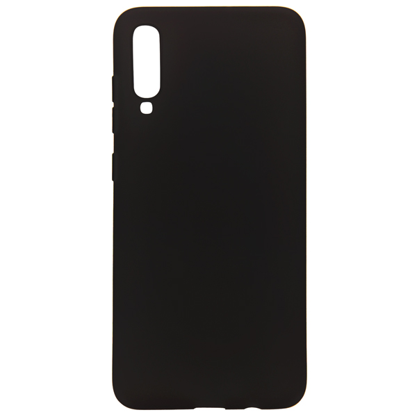 Чехол Vipe Light Gum д/Galaxy A70 (2019),Black
