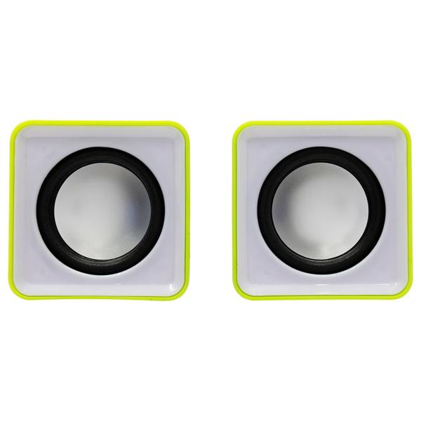 Колонки компьютерные Smartbuy MINI (SBA-2820) Yellow