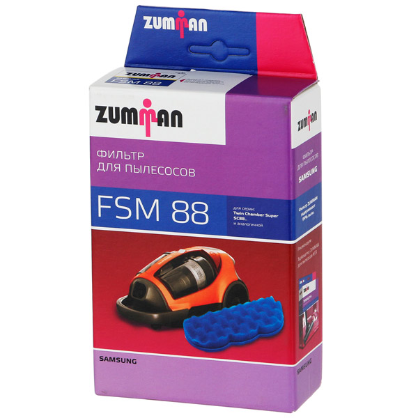 Фильтр для пылесоса Zumman FSM88