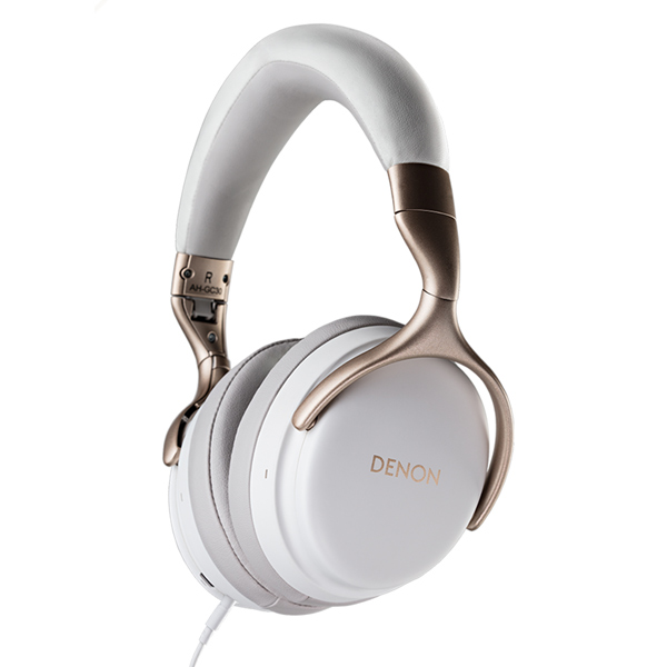 Наушники Bluetooth Denon — AH-GC30 White
