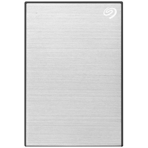 "Внешний жесткий диск 2.5"" Seagate — 2TB Backup Plus Slim, Silver"