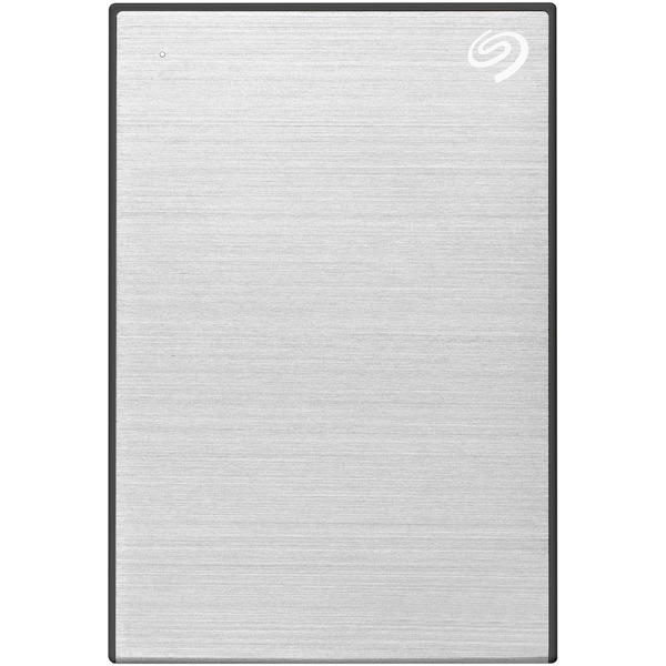 "Внешний жесткий диск 2.5"" Seagate — 4TB Backup Plus Slim Silver (STHP4000401)"