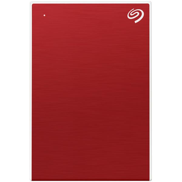 "Внешний жесткий диск 2.5"" Seagate — 4TB Backup Plus Portable, Red"