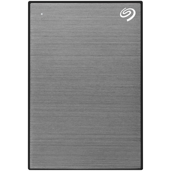 "Внешний жесткий диск 2.5"" Seagate — 2TB Backup Plus Slim, Space Gray"