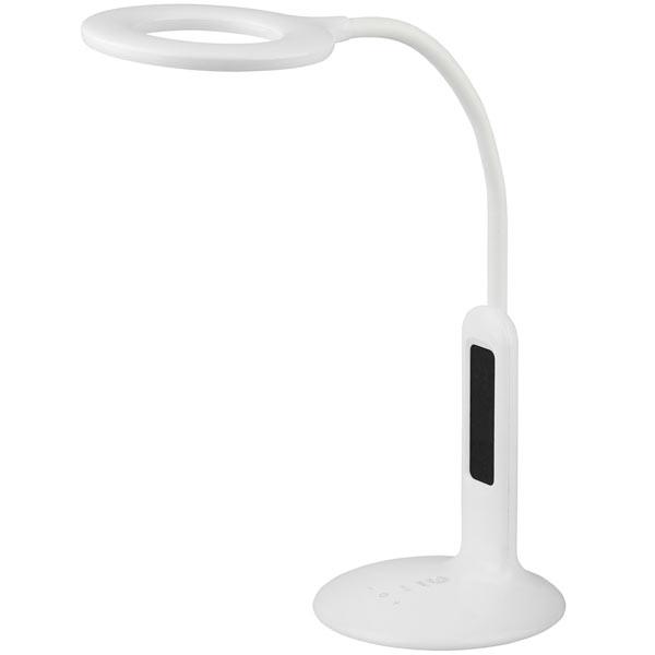 Светильник настольный ЭРА NLED-476-10W-W White цвет теплый (холодный)белый (3000k-6500k)