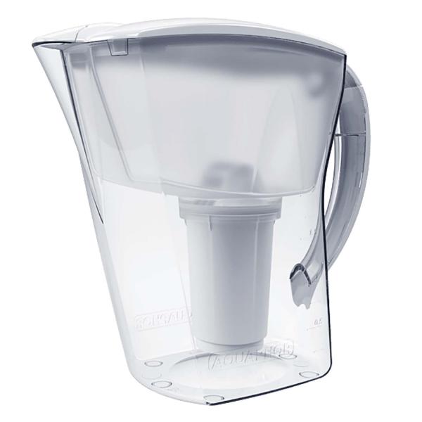 Фильтр для очистки воды Аквафор Аквамарин (P81А5F)White