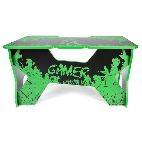 Стол компьютерный игровой Generic Comfort Gamer2/VS/NE