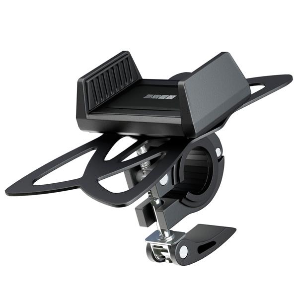 Держатель универсальный InterStep велосипедный смарт 360град. Black