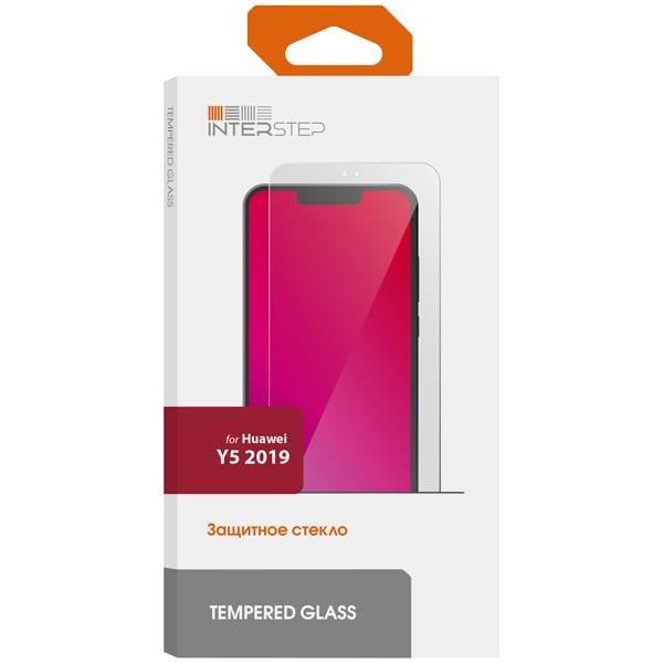 Защитное стекло InterStep 0,3мм для Huawei Y5 2019