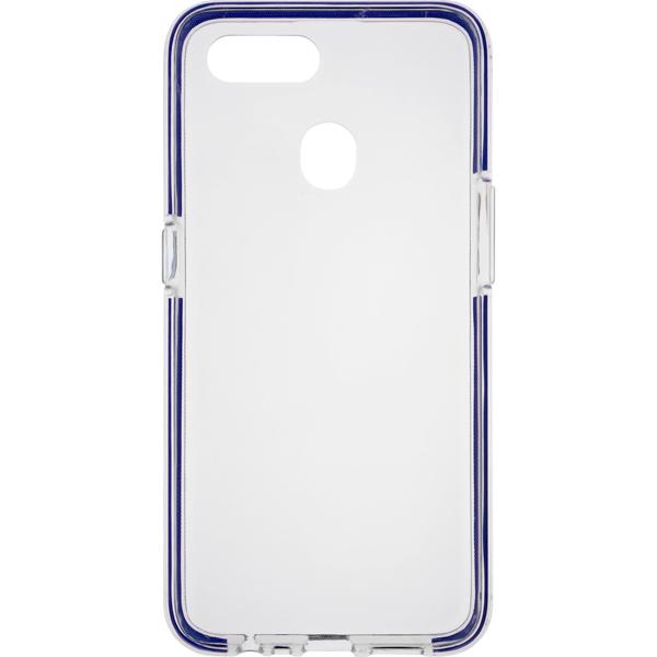 Чехол для сотового телефона InterStep RAINBOW ADV для Oppo АХ7/A5S, Light Blue