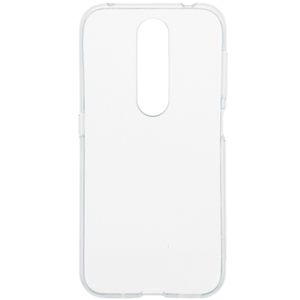 Чехол Nokia — Clear Case для 4.2 Transparent (CC-142)