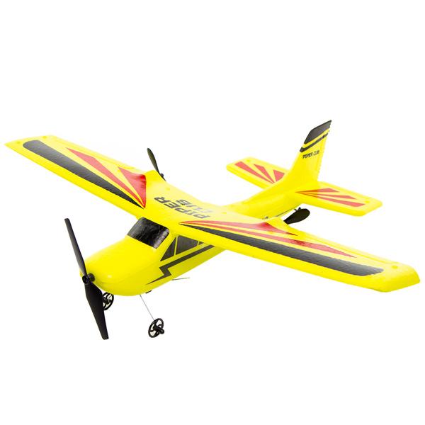 Радиоуправляемый квадрокоптер Pilotage Piper Cub (RC62029)