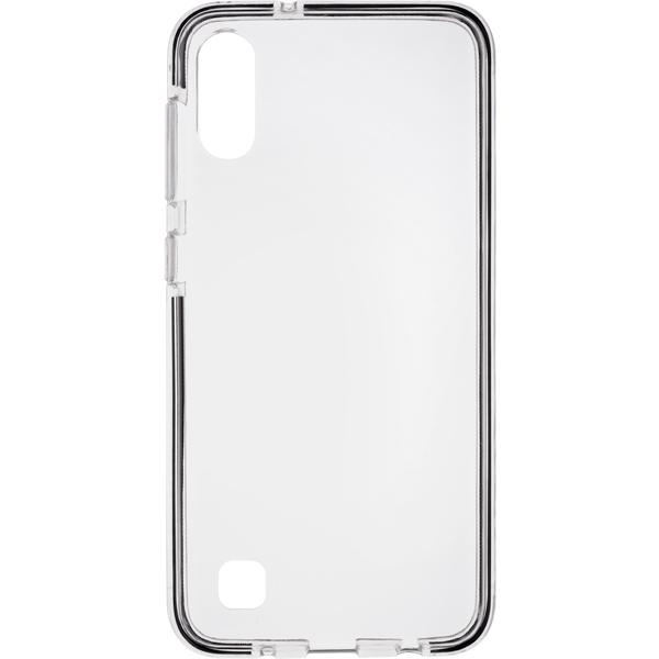 Чехол InterStep — RAINBOW для Samsung Galaxy A10, Black