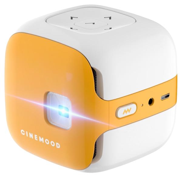Smart Проектор Cinemood ДиаКубик + 6 месяцев подписки