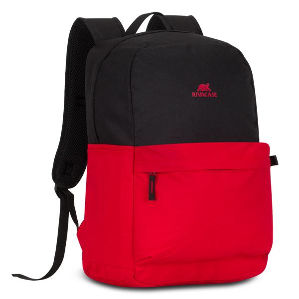 Рюкзак для ноутбука RIVACASE 5560 Black/Pure Red