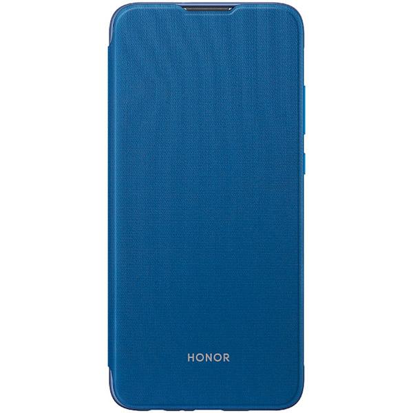 Чехол Honor PU Flip Cover для 10i, Blue синий