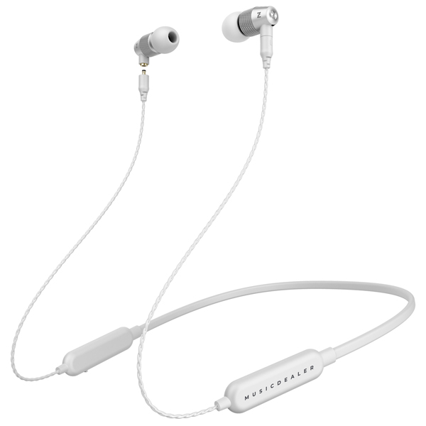 Наушники внутриканальные Bluetooth MusicDealer S BT Silver (ZMDH-SS-BT) Music Dealer Наушники внутриканальные Bluetooth MusicDealer S BT Silver (ZMDH-SS-BT)