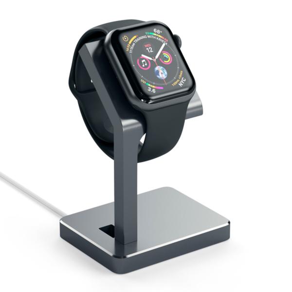 Подставка для зарядки Apple Watch Satechi Charging Stand (ST-AWSM)