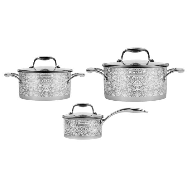 Набор посуды Rondell — Ajour RDS-1073 6шт