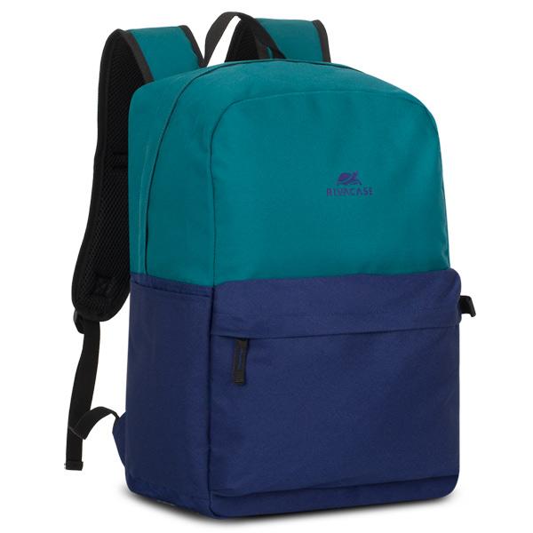Рюкзак для ноутбука RIVACASE 5560 Aquamarine/Cobalt Blue