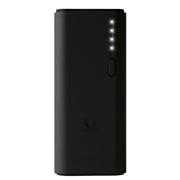 Внешний аккумулятор Utashi X 10000 Black (SBPB-605)