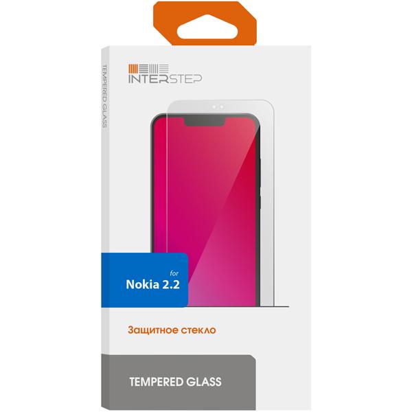 Защитное стекло InterStep — для Nokia 2.2