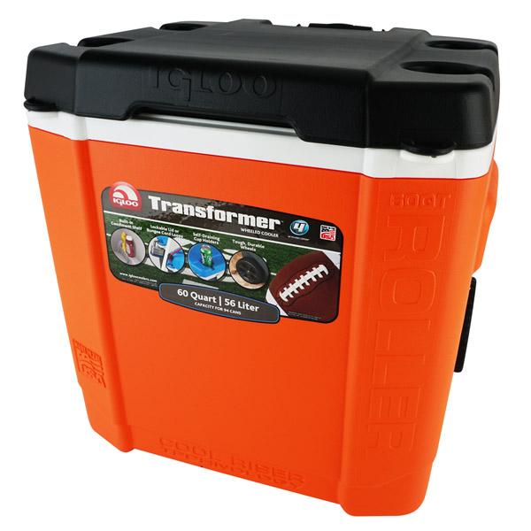 Изотермический контейнер Igloo 00034008 оранжевый