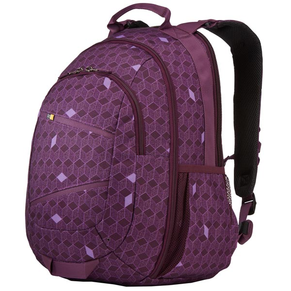 Рюкзак для ноутбука Case Logic — BPCA-315 PURPLE CUBES