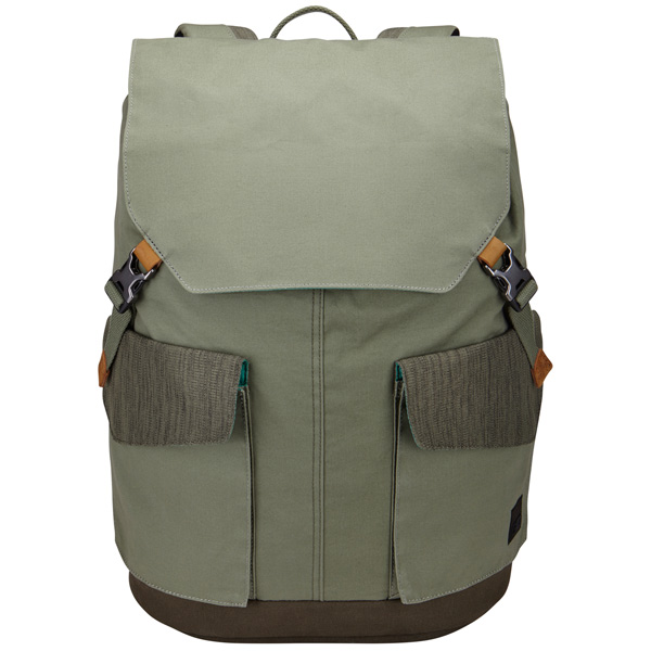Рюкзак для ноутбука Case Logic — LODP-115 PETROL GREEN