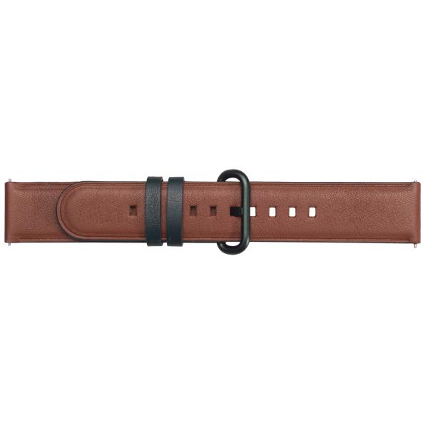 Сменный ремешок Samsung Braloba Active Leather Dress Galaxy WA Brown