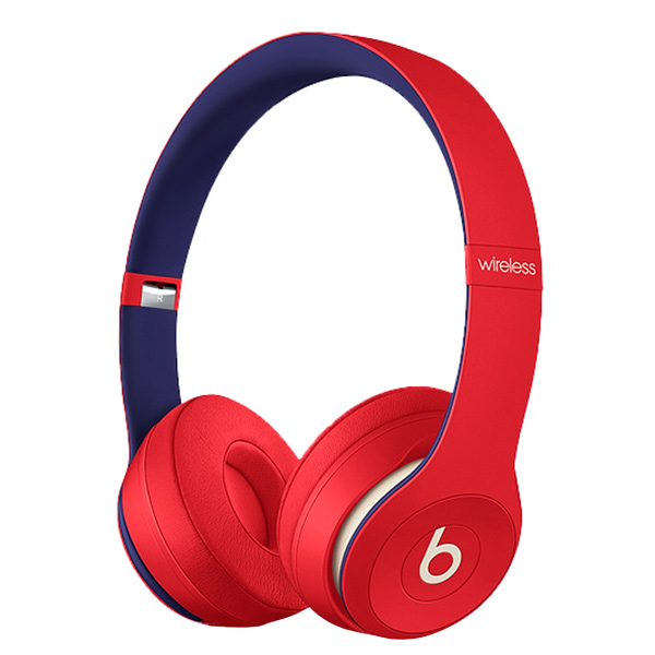 Наушники Bluetooth Beats — Solo3 Wireless Club Red (MV8T2EE/A)