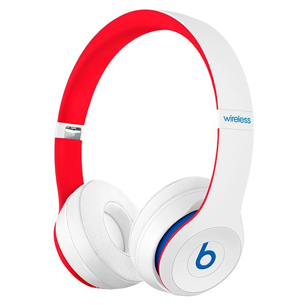 Наушники Bluetooth Beats Solo3 Wireless Club White (MV8V2EE/A) фото
