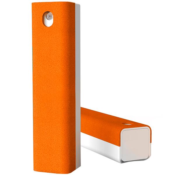 Чистящее средство для мобильной техники KIKU Mobile +Подставка Orange (арт. 010)
