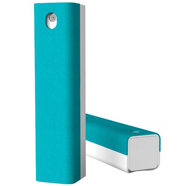 Чистящее средство для мобильной техники KIKU Mobile +Подставка Turquoise (арт. 012)