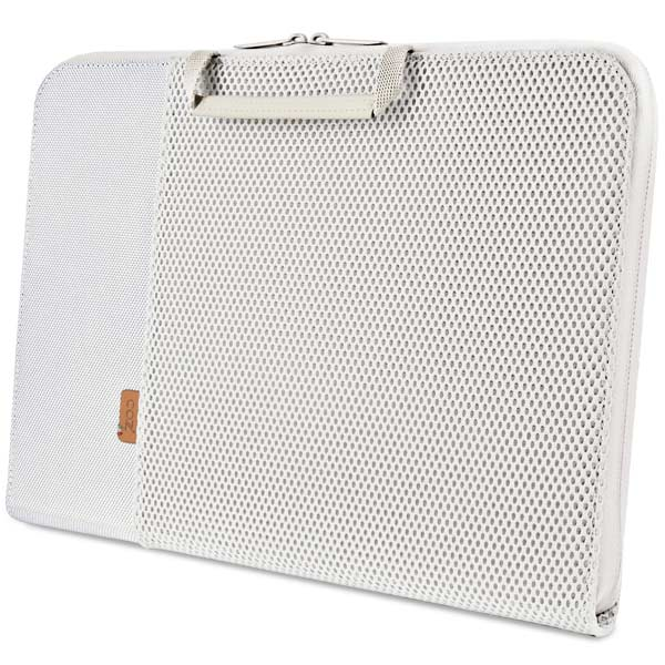 Кейс для MacBook Cozistyle — ARIA Hybrid Sleeve S 12.9 Ivy White