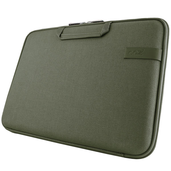 Кейс для MacBook Cozistyle — Smart Sleeve MacBook 11 /12 Navy Green