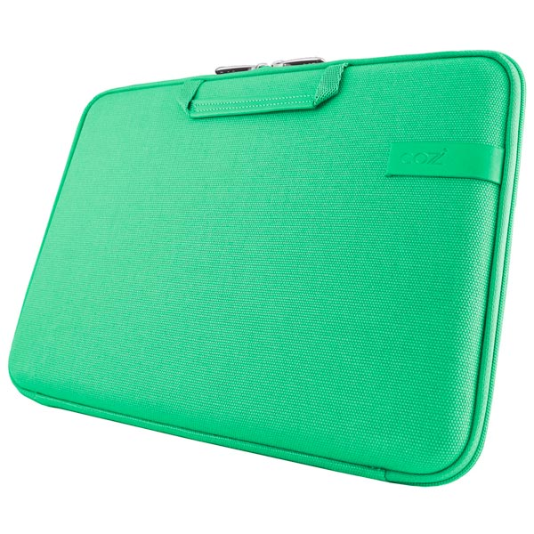 Кейс для ноутбука Cozistyle — Smart Sleeve Canvas MacBook 15/16 Light Green