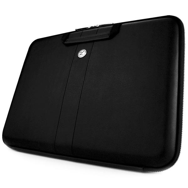 Кейс для MacBook Cozistyle Smart Sleeve Leather Macbook 11 /12 Black фото
