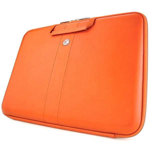 "Кейс для ноутбука до 15"" Cozistyle — Smart Sleeve MacBook 13 Orange Leather"